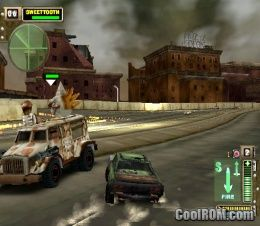 Twisted Metal - Black ROM (ISO) Download for Sony