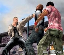 Urban Reign ROM (ISO) Download for Sony Playstation 2 / PS2