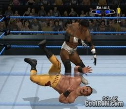 WWE SmackDown vs  Raw 2007 ROM (ISO) Download for Sony Playstation 2