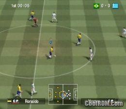Winning Eleven - Pro Evolution Soccer 2007 ROM (ISO) Download for