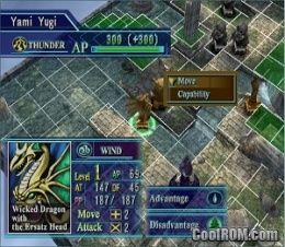 Yu-Gi-Oh! Capsule Monster Coliseum ROM (ISO) Download for Sony