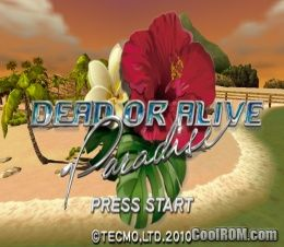 dead or alive paradise download