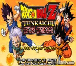 download dragon ball z tenkaichi tag team psp iso free