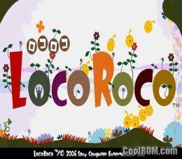 LocoRoco 2 Game PSP - PlayStation
