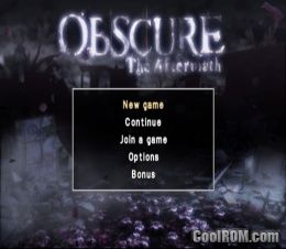 obscure the aftermath ps2 iso download