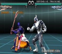 Tekken - Dark Resurrection (China) ROM (ISO) Download for ...