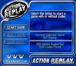 Action Replay 2 Version 2 30 (Disc 2) (Bonus PSone Codes