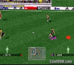 ADIDAS POWER SOCCER ps1