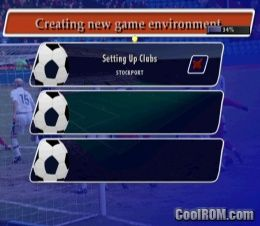 Alex Ferguson's Player Manager 2002 (Europe) ROM (ISO) Download for