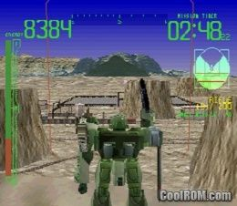 Armored Core Ps1 Rom