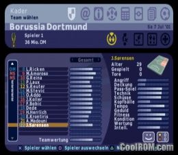 Player manager (europe) rom (iso) download for sony playstation.