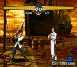 The Last Blade Game Online