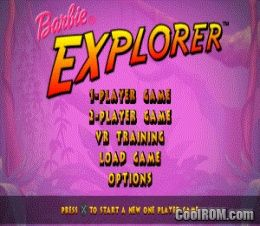Barbie Explorer Rom Iso Download For Sony Playstation Psx