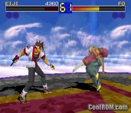 Battle Arena Toshinden Europe Rom Iso Download For Sony