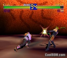 Battle Arena Toshinden Rom Iso Download For Sony Playstation