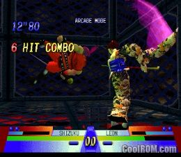 Battle Arena Toshinden 3 Rom Iso Download For Sony Playstation
