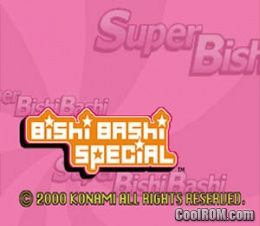 Bishi Bashi Special ROM (ISO) Download for Sony Playstation / PSX