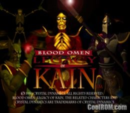 blood omen ps1 download