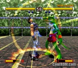 Bloody Roar II ROM (ISO) Download for Sony Playstation / PSX
