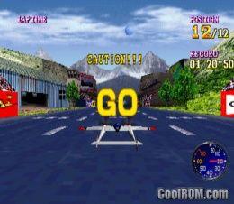 AIR RACE  ps1