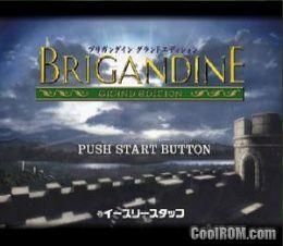 game ps1 brigandine