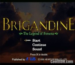 Brigandine the legend of forsena rom iso download for for Cool roms