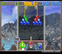 Bust-A-Move 4 ROM (ISO) Download for Sony Playstation / PSX