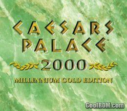 Caesars Palace 2000 - Millennium Gold Edition ROM (ISO