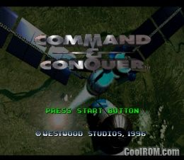 Command & Conquer (Disc 1) (GDI) ROM (ISO) Download for Sony