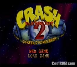 Crash Bandicoot - Warped ROM (ISO) Download for Sony