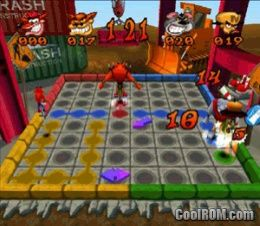 crash bandicoot psp iso free roms