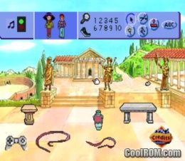 Creative Journey 1 ROM (ISO) Download for Sony Playstation / PSX