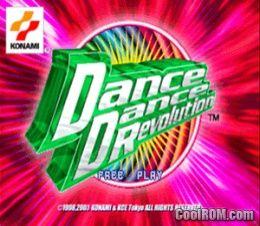 dance dance revolution konamix iso