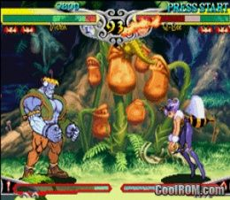 Darkstalkers 3 ROM (ISO) Download for Sony Playstation / PSX