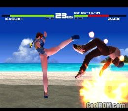 Dead or Alive ROM (ISO) Download for Sony Playstation / PSX