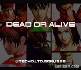 Dead Or Alive Rom Iso Download For Sony Playstation Psx
