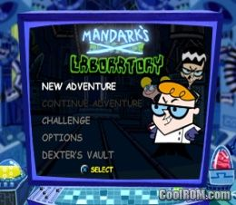 Dexter's Laboratory - Mandark's Lab ROM (ISO) Download for