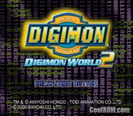 Digimon World 2 ROM (ISO) Download for Sony Playstation