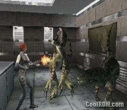 Dino Crisis (v1 1) ROM (ISO) Download for Sony Playstation