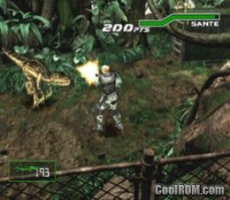 Dino Crisis 2 ROM (ISO) Download for Sony Playstation / PSX