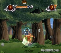Disney's Hercules Action Game (v1 1) ROM (ISO) Download for
