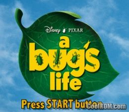 Disney-Pixar A Bug's Life (v1 0) ROM (ISO) Download for Sony