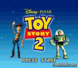 Disney Pixar S Toy Story 2 Buzz Lightyear To The Rescue