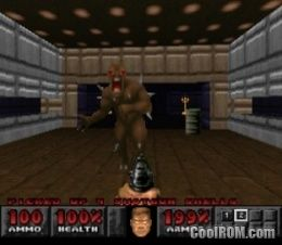 Doom ROM (ISO) Download for Sony Playstation / PSX - CoolROM com