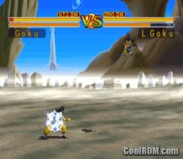 Dragon Ball GT - Final Bout ROM (ISO) Download for Sony Playstation