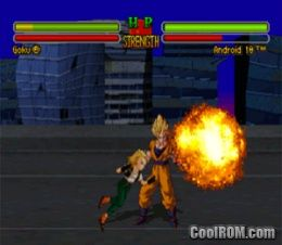 Dragon Ball Z - Ultimate Battle 22 ROM (ISO) Download for