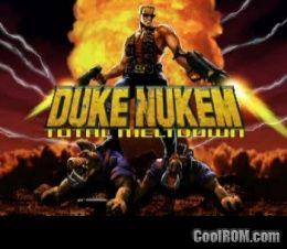 Duke Nukem - Total Meltdown ROM (ISO) Download for Sony