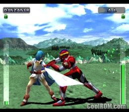 Evil Zone ROM (ISO) Download for Sony Playstation / PSX