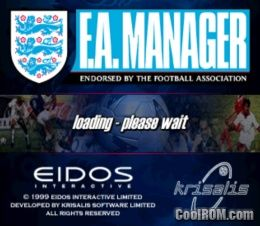 the fa premier league football manager 2000 psx download