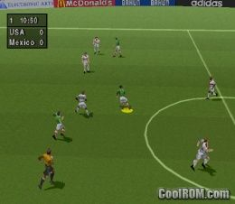 Fifa Road To World Cup 98 Rom Iso Download For Sony